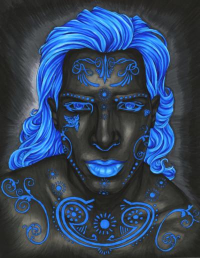 Blue Genesis